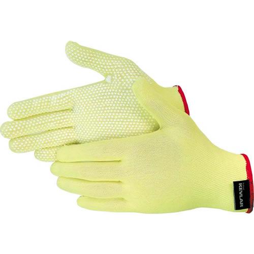 【アトム】 HG-32 低発塵性フィットタイプすべり止め付 (10双入)【耐切創性手袋/防刃/作業用】