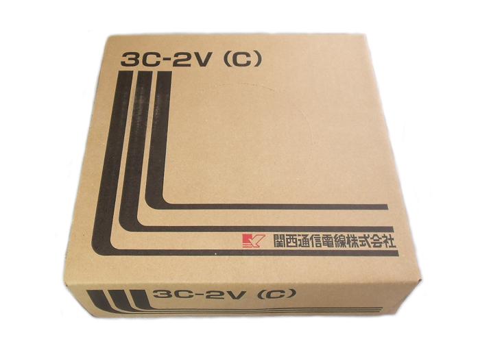 特価キャンペーン TVアンテナ用同軸ケーブル 3C-2V-100 開店記念セール 黒色