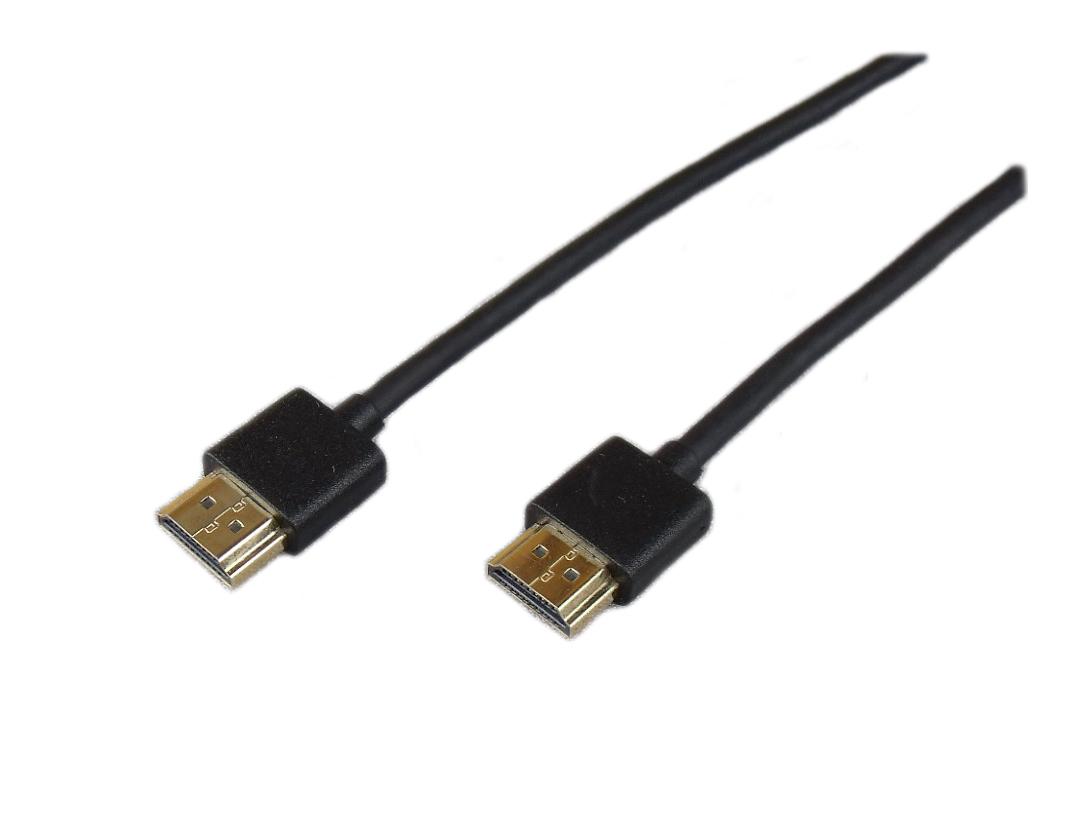 スリムタイプ バージョン1.4cカテゴリー2対応HDMIケーブル スリムタイプHDMIケーブル バージョン1.4cカテゴリー2対応ハイスペック5m 2020モデル 高級