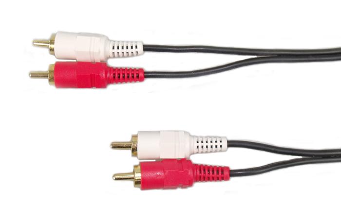 マーケティング 営業日13:00までのご注文で即日出荷いたします 日本正規品 RCA音声ピンコード 1.5m AC-150 1本