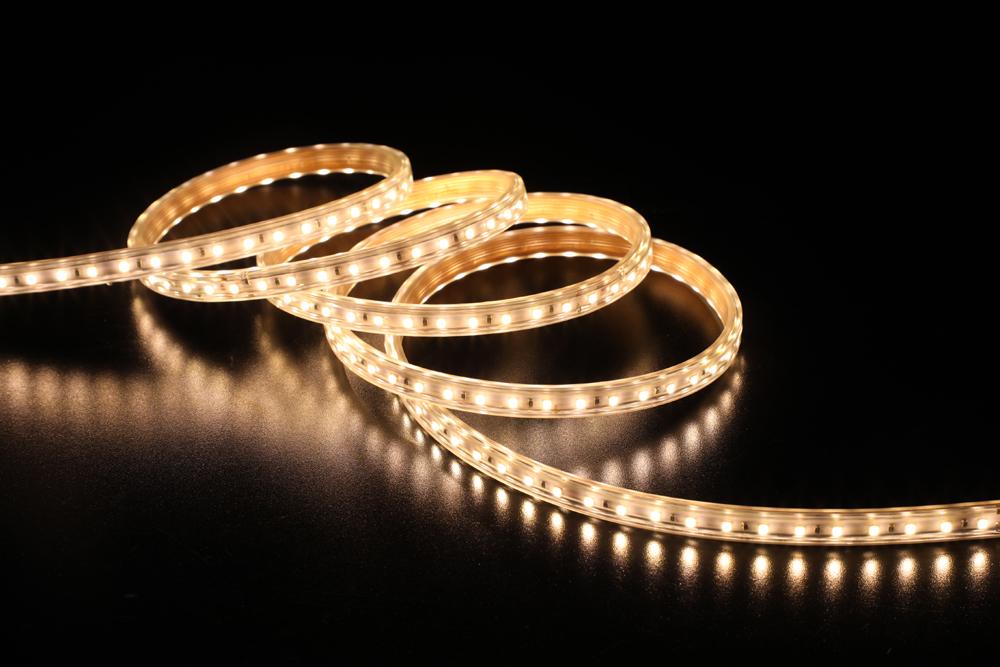 新作送料無料 屋外用LEDテープライト 新作多数 ゴールド 10m PSE 防水