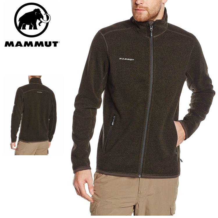 MAMMUT マムート メンズ アウトドアウェア ポーラー ジャケット (Polar ML Jacket Men) トレッキングウェア 雪山 スキー 1010-10392 0121■アウトドア 登山 スキー フリース