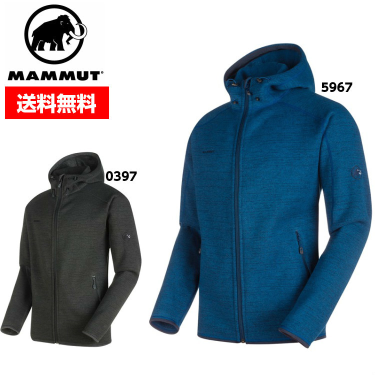 MAMMUT マムート 【フリース】 アウトドア フリース パーカー Arctic ML Hooded Jacket AF Men アークティック ML フーデッド ジャケット AF 1014-18312 5967/0397/4563 ■アウトドア 登山 クライミング ボルダリング