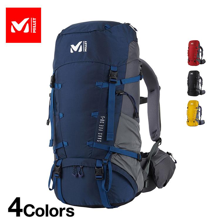MILLET ミレー バックパック SAAS FEE 30+5 30リットル MIS0640 ■アウトドア 登山 ハイキング ザック