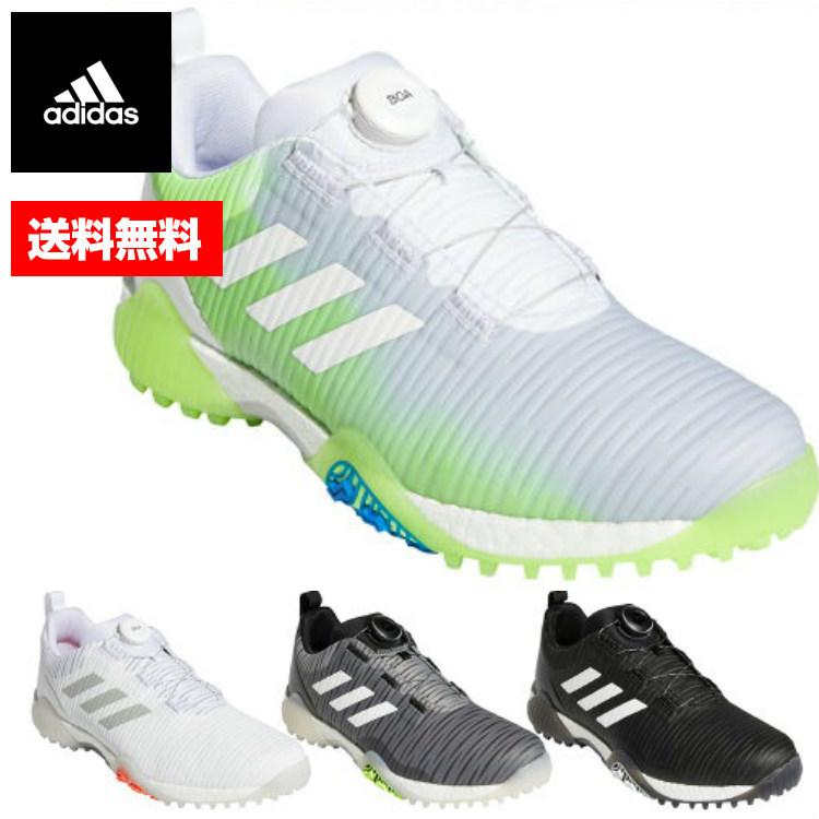 adidas GOLF アディダス ゴルフ コードカオス ボア ロウ KXJ34 (Men's) CODECHAOS Boa Low adidas 2020新製品 ■スパイクレス スニーカー 軽量 BOOST【cp11】