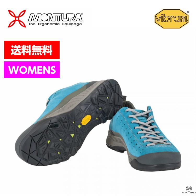 MONTURA モンチュラ WOMENS SOUND サウンド 2394 S3BG00W ■デイハイク / 登山靴 / アプローチ / イタリア / スエード / ローカット / 女性 / レディース