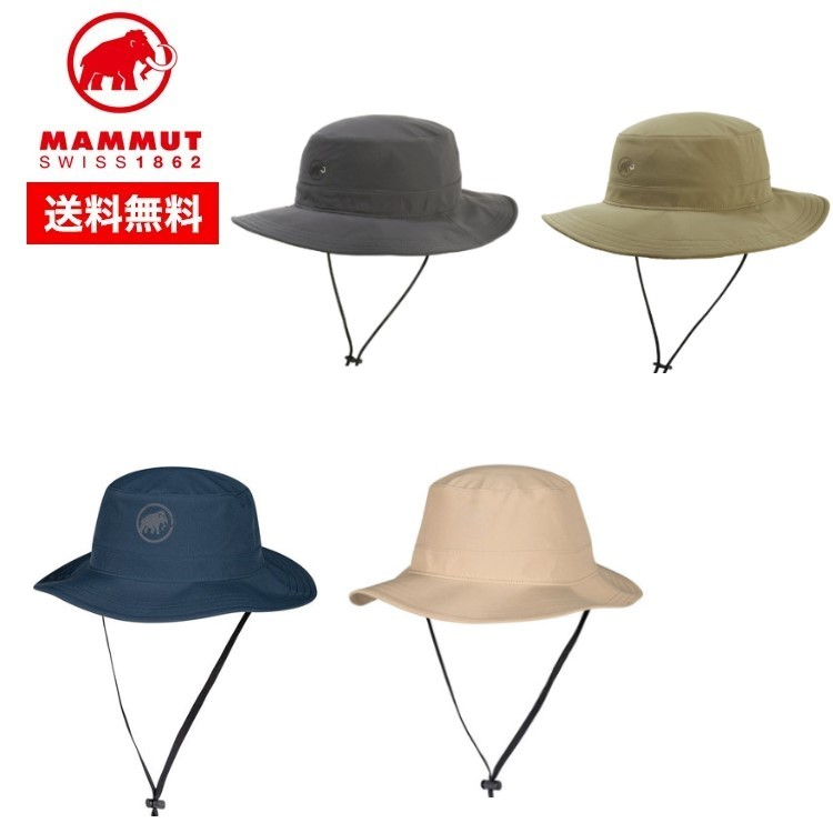 ★送料無料★ 【決算フェア!10/31(日)23:59まで】MAMMUT マムート ユニセックス(メンズ レディース) Runbold Hat 1191-04612 帽子 ハット