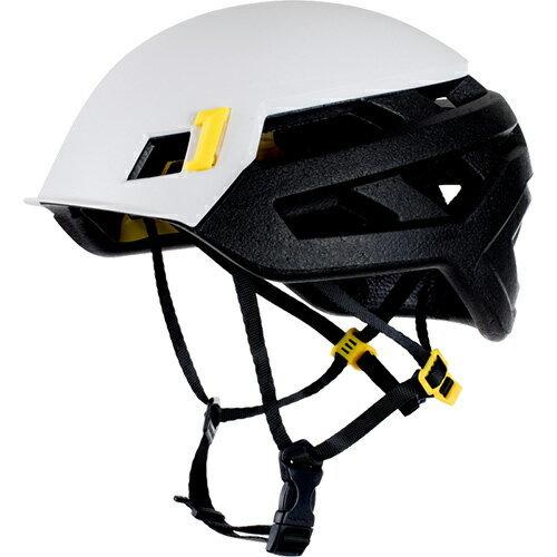 MAMMUT マムート【MIPS】クライミング ヘルメット Wall Rider MIPS ホワイト 2030-00250-0243 ■アウトドア 登山 クライミング ボルダリング 災害 安全 地震 防災 自転車 マウンテン バイク