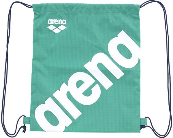 水泳 競泳 評判 水球 スイミング ARENA アリーナ AEANJA04-MGRN ジム Mグリーン 多目的バッグ 高級品 おしゃれ L ナップサック マルチバッグ