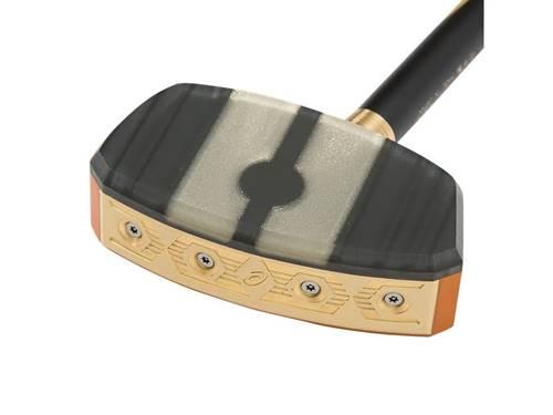 ■送料無料■【asics】アシックス 3283A014-200GGストロングショット ハイパー[ナチュラル×ブラック][サイズ/R840]【グラウンドゴルフ用品/グランドゴルフ/ゴルフ】