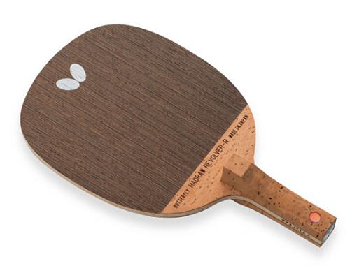 ★即納/あす楽★【Butterfly】バタフライ 23850 ハッドロウリボルバーR 反転用ペン【卓球用品】反転式ペンラケット/卓球/ラケット/卓球ラケット