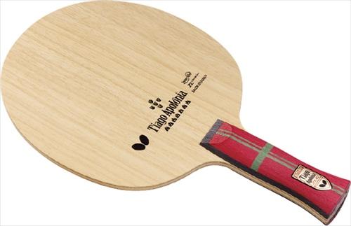 ■送料無料■【Butterfly】バタフライ 36832 アポロニア ZLC AN (アナトミック)【卓球用品】シェークラケット