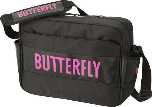 【Butterfly】バタフライ 62870-016 バッグ スタンフリー・ショルダー [ロゼ]【卓球用品】ケース/バッグ※小型宅配便発送不可【RCP】