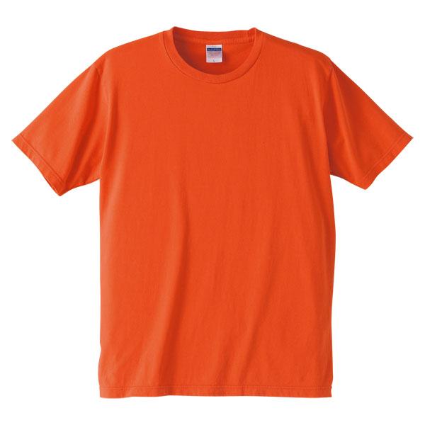 Unitedathle メーカー直送 ユナイテッドアスレ 540101CX-498 5.0オンスTシャツ アダルト 年度:14 カジュアル お得 大きいサイズ Tシャツ CALオレンジ