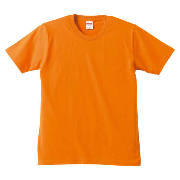 Unitedathle ユナイテッドアスレ 540101CX-64 5.0オンスTシャツ 超特価SALE開催 当店限定販売 アダルト 年度:14 カジュアル Tシャツ オレンジ 大きいサイズ