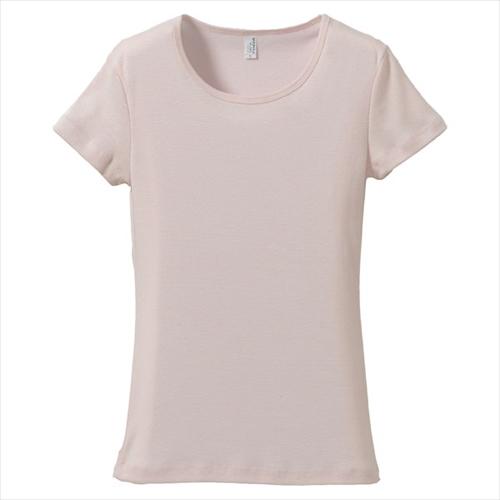 Unitedathle ユナイテッドアスレ 549004-576 6.2オンス CVCフライスTシャツ Tシャツ 未使用 年度:14 ベビーピンク カジュアル 舗 ガールズ