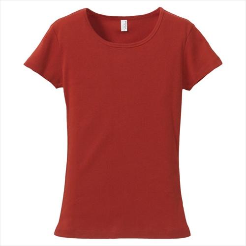 豊富な品 Unitedathle ユナイテッドアスレ 549004-69 6.2オンス ファクトリーアウトレット CVCフライスTシャツ Tシャツ 年度:14 カジュアル レッド ガールズ