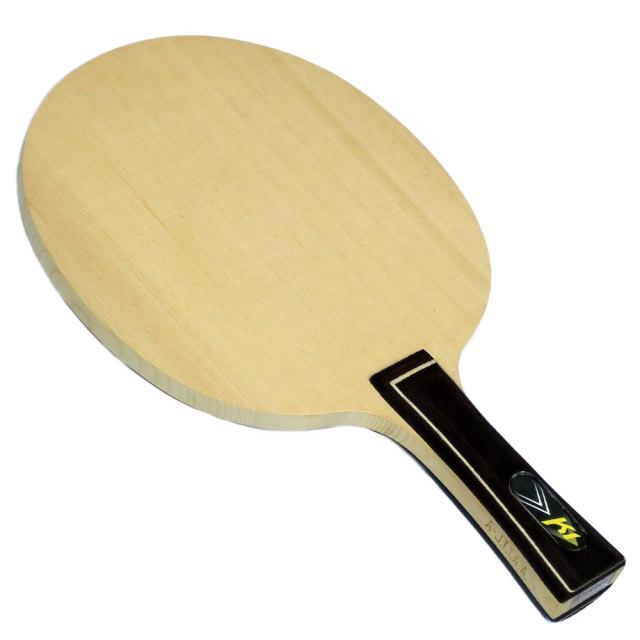 【akkadi】アカディ BR005-FLK-1【卓球用品】最高級木曽檜単板/シェーク/シェイク/卓球ラケット