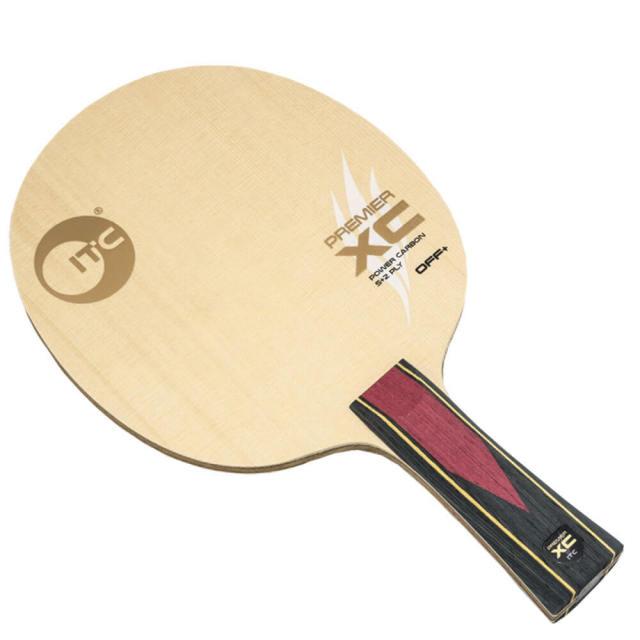 【ITC】アイティーシー BX001FLXC OFF+【卓球用品】シェークラケット/卓球ラケット