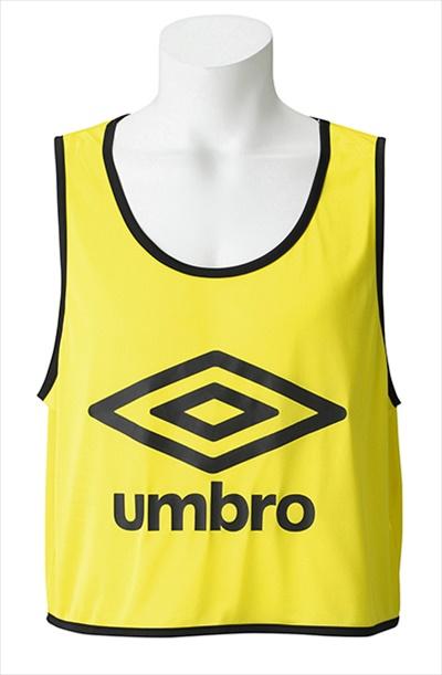 UMBRO アンブロ UBS7558-FYEL ストロングビブス Fイエロー モデル着用&注目アイテム パンツ 交換無料 年度:15SS ゲームシャツ サッカー