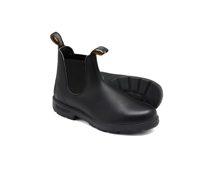 レザーブーツ ユニセックス ■送料無料■ BLUNDSTONE ブランドストーン BS510089 #510 ORIGINALS Voltan Black サイドゴア 耐久性 超特価 くつ シューズ ショートブーツ 靴 ボルタンブラック アウトレット アウトドア カジュアル
