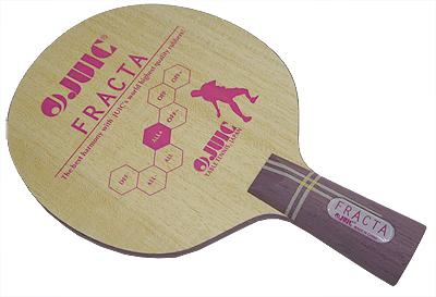 【JUIC】ジュウィック 2308D フラクタ CH【卓球用品】中国式ペンラケット