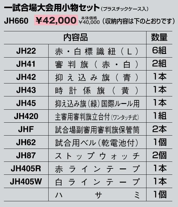 ■送料無料■【クザクラ】九櫻(九桜) JH660 一試合場大会用小物セット(プラスティックケース入り) 【smtb-u】
