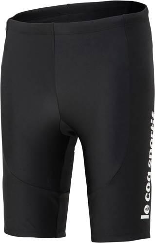■送料無料■【le coq sportif】ルコック QCMNGD02-BLK ショートパンツ [ブラック] 【サイクリングアンダーウェア/サイクリング半ズボン/男女兼用】