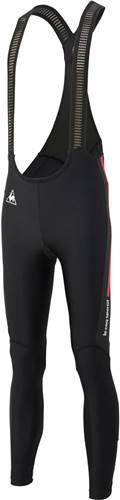 ■送料無料■ 【le coq sportif】ルコック QCMNGD61-BLK ビブロングパンツ [ブラック] 【サイクリングアンダーウェア/サイクリング長ズボン/男女兼用】