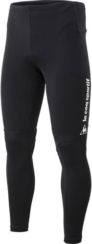 ■送料無料■【le coq sportif】ルコック QCMPGD61-BLK F-A PANTS L/TIGHTS[ブラック] [プラクティス/練習着/アンダースパッツ/着替え/サイクリング/自転車/部活動/クラブ活動] 年度:20SS