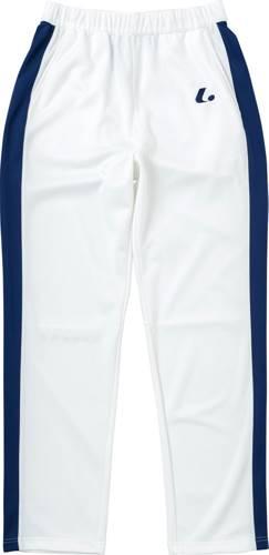【LUCENT】ルーセント XLW5330 ユニセックス/男女兼用 ウォームアップパンツ ホワイト [ホワイト] 【テニス/トレーニングウェア】 年度:19SS