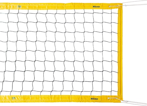 ■送料無料■【MIKASA】ミカサACNT300 ビーチバレーボール用コートネット FIVB公認 ビーチバレーボール用ネット[バレーネット]