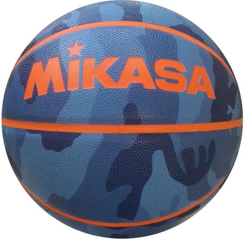 ボール 特価 メーカー在庫処分40%OFF MIKASA ミカサB530YCFBL バスケ5号 ブルー 5号球 待望 バスケットボール 予約販売 カモ柄