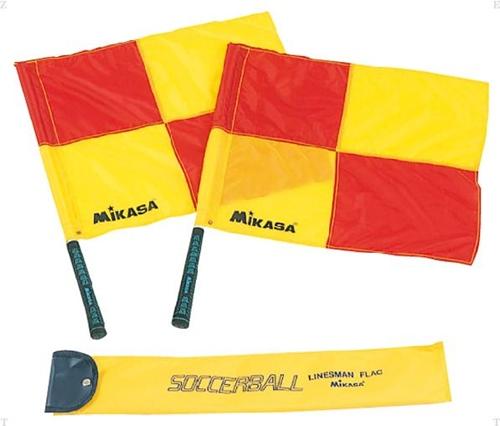 ■送料無料■ MIKASA ミカサ メーカー直売 BA18 アシスタントレフェリーフラッグ グッズ 年度:14 その他 サッカー 国産品
