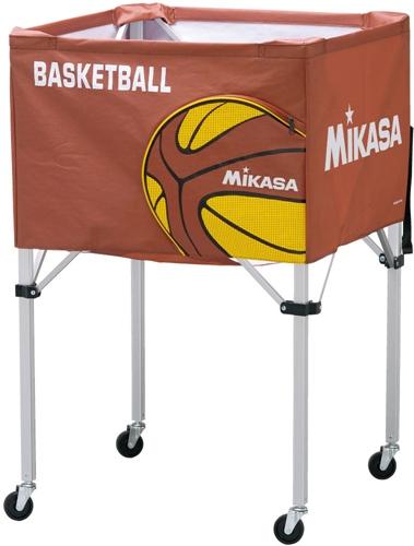 ■送料無料■【MIKASA】ミカサ BCSPHBB ボールカゴ [学校機器][グッズ・その他]年度:14