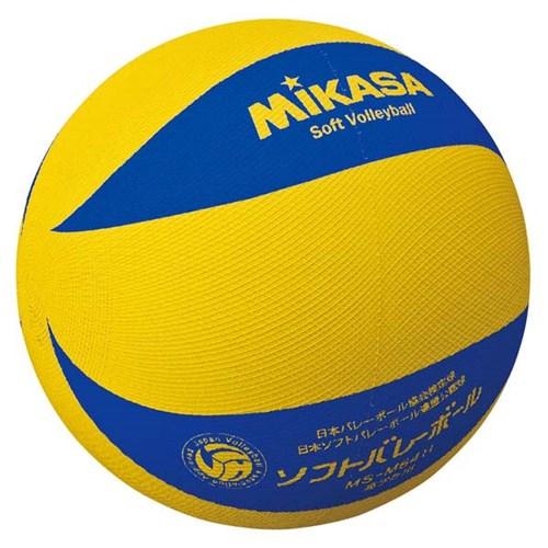 安値 ランキングTOP5 MIKASA ミカサ MSM64H ソフトバレー小学 黄 バレーボール 青 年度:14 ボール