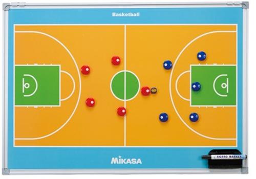 【MIKASA】ミカサ SBBXLB バスケット特大作戦盤 [バスケットボール][器具・備品]年度:14