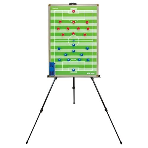 ■送料無料■【MIKASA】ミカサ SBFXL サッカー特大作戦盤(三脚付) [サッカー][器具・備品]年度:14