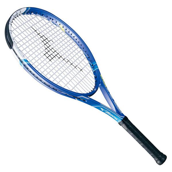 ◆MIZUNO◆ミズノ 63JTH644-27PRO LIGHT 100[ブルー]テニスラケット/ラケットスポーツ/ラケット/張り上げ/張り上げラケット