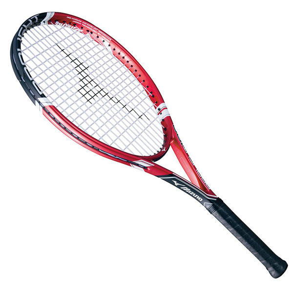 ◆MIZUNO◆ミズノ 63JTH644-62PRO LIGHT 100[レッド]テニスラケット/ラケットスポーツ/ラケット/張り上げ/張り上げラケット