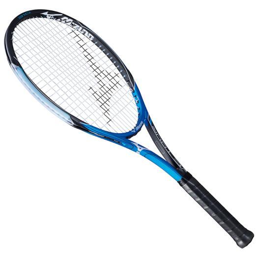 ■送料無料■◆MIZUNO◆ミズノ 63JTH710-20C-TOUR 310ハードなラリーに対応するツアースペック。[ブルー]テニス/テニスラケット/ラケットスポーツ/ラケット/フレームのみ/フレーム