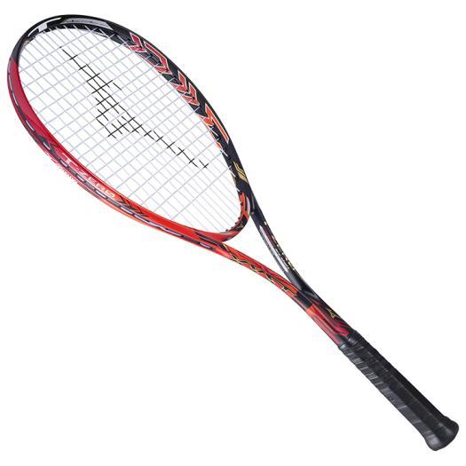 ■送料無料■◆MIZUNO◆ミズノ 63JTN731-62XYST T-ZERO(ジストティーゼロ)[ソリッドブラック×フレイム]テニス/テニスラケット/ソフトテニス/ラケット/フレームのみ/フレーム