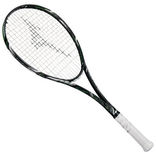 テニス テニスラケット ラケット ■送料無料■ MIZUNO ミズノ 63JTN865-37DIOS 期間限定 ハイブリッドブラック×フューチャーライム 50-R フレームのみ フレーム 日本メーカー新品 ディオス50アール ソフトテニス