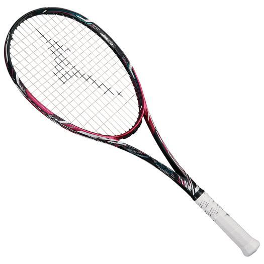 ■送料無料■◆MIZUNO◆ミズノ 63JTN966-64DIOS 50-C(ディオス50シー)[ソリッドブラック×ネオマゼンタ]テニス/テニスラケット/ソフトテニス/ラケット/フレームのみ/フレーム