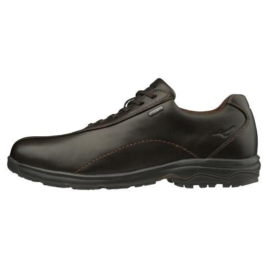 ■送料無料■◆MIZUNO◆ミズノ B1GC1916-58 LD40Va SW[ダークブラウン] 防水機能のGORE-TEXファブリクス搭載モデル。 [革靴/ウォーキングシューズ/ビジネスマン/私用/出勤時/シンプル]