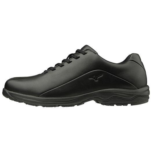 ■送料無料■◆MIZUNO◆ミズノ B1GD1918-09 LD40 V SW [ブラック] 風合いのある革を使用し、よりエレガントに。 [革靴/ウォーキングシューズ/ビジネスマン/私用/出勤時/シンプル]