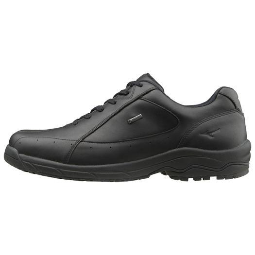 ■送料無料■◆MIZUNO◆ミズノB1GC1624-09 LD50 V[ブラック]長距離を歩く方のためのシューズ。GORE-TEXファブリクス搭載。【ウォーキングシューズ】メンズ/靴/シューズ/ウォーキング