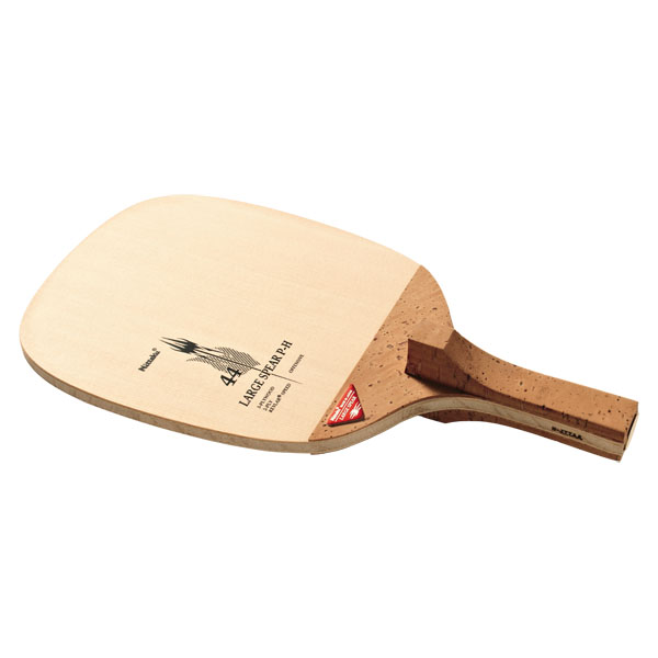 【Nittaku】ニッタク NC-0165 ラージエースピア P-H (反転式ペンラケット)【卓球用品】反転式ペンラケット/卓球ラケット/卓球/ラケット