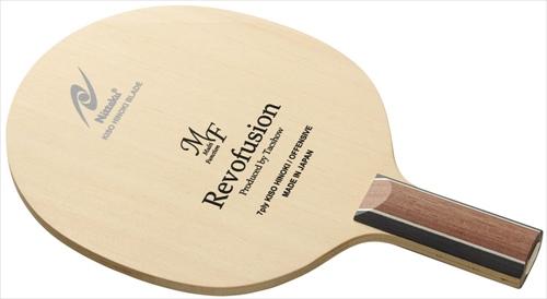 ■送料無料■【Nittaku】ニッタク NE-6409 レボフュージョン MF 中国式ペン 【卓球用品】中国式ペンラケット/卓球/ラケット/卓球ラケット