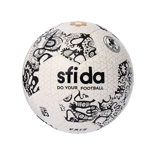 【sfida】スフィーダ BSF-VN02 VAIS KINASHI NORITAKE Edition WHT/BLK[ホワイト/ブラック] 木梨憲武氏の作品「REACH OUT」とsfidaのVAISがコラボレーションしたサッカーボール。 サッカーボール/SFIDA